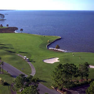 Links at Sandestin Resort: Aerial view