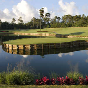 TPC Sawgrass - THE PLAYERS Stadium Course: #17