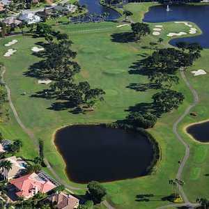 Stonebridge GCC: Aerial view