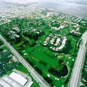 Landings Yacht, GTC: Aerial view