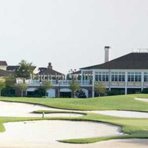 Glenview Championship CC: Clubhouse