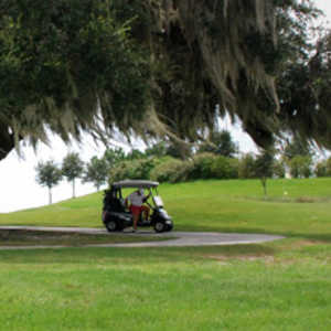 Bogart at The Villages Executive Golf Trail