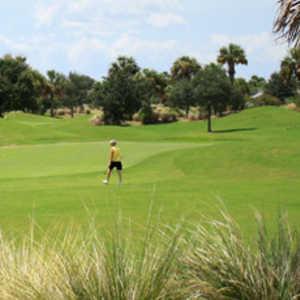 El Santiago at The Villages Executive Golf Trail