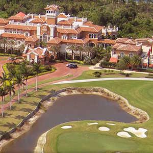 Tesoro Club: Aerial view