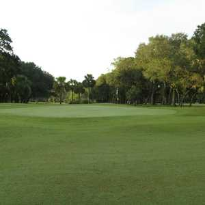 North at Fernandina Beach GC: #8