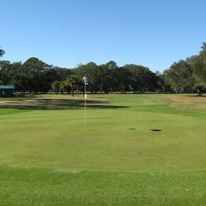 North at Fernandina Beach GC: #9