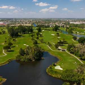 The Links At Boynton Beach: Aerial view