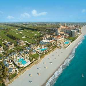 The Breakers - Ocean: Aerial view