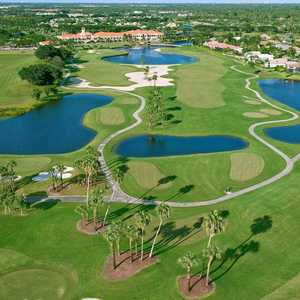 Wycliffe GCC: Aerial view