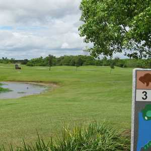 Buffalo Creek GC: #3