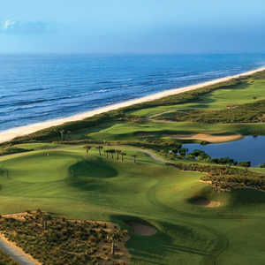 Hammock Beach Resort - The Ocean Course: #17 & #18