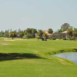 Queen at Cape Royal GC: #1