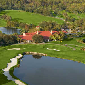 Grand Cypress Resort: Aerial view