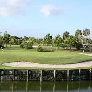Okeeheelee GC - Eagle: #1