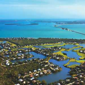 The Dunes Golf & Tennis Club: aerial view