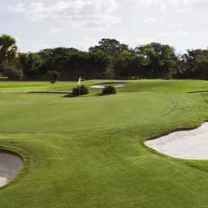 Miami Shores CC: 15th green