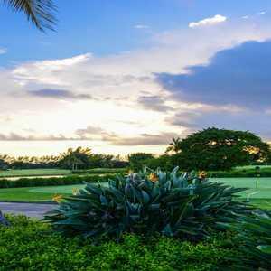 Coral Ridge CC: Practice area