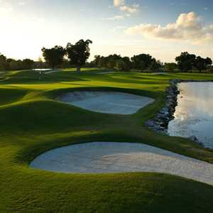 West at Jacaranda GC: #18