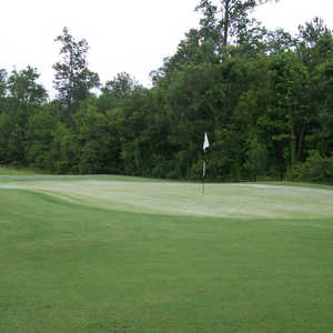 Hernando Oaks G & CC: pitching area