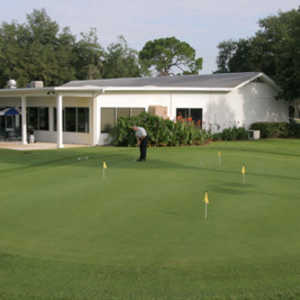 Plantation Inn & GR: putting green
