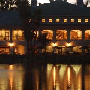 Kensington GCC: Clubhouse