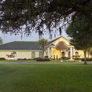Ocala Palms GC: clubhouse