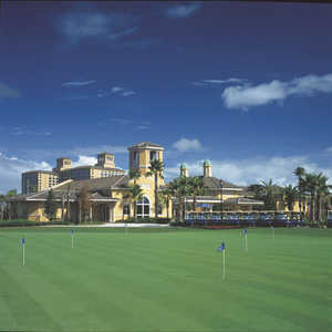 Grande Lakes at Ritz-Carlton Resort: Practice area