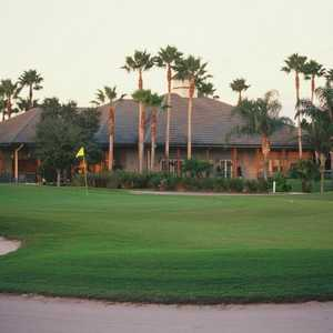 Hammock Creek GC: #18