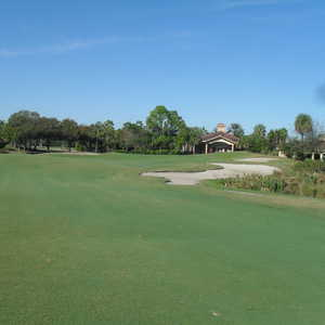 Palm Cove Golf & Yacht Club: Clubhouse
