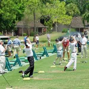 Meadows CC: driving range