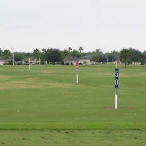 Viera East GC: practice area