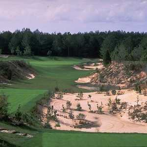 Pine Barrens at World Woods GC: #16