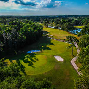 Pebble Creek GC: Aerial