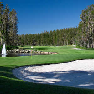 Saddlebrook at Saddlebrook Golf & Tennis Resort: #18