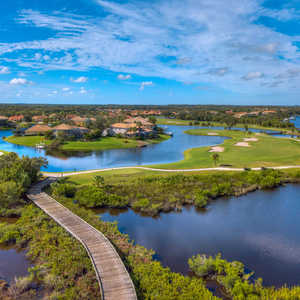 Waterlefe Golf & River Club: #16