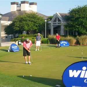 King & Bear GC @ WGV: putting green