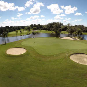 Red nine at Myakka Pines: #6