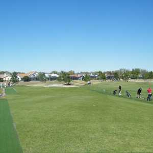 Summerfield Crossings GC: Driving range