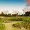A view of a green from The Preserve at Ironhorse.