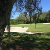 A view of the 4th hole at Wentworth Golf Club.