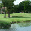 A view of a hole at Oriole Golf Club.