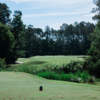A view from a tee at the Golf Club from Fleming Island.