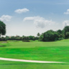 A view of tee #14 at Banyan Golf Course.
