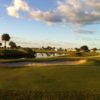 A view from Barefoot Bay Golf & Recreation Park.