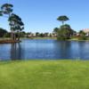 A view from Jensen Beach Golf Club.