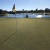 View from a green at Jensen Beach Golf Club