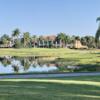 View of the 9th green at Bonita Fairways.