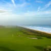 A view of a hole at Hammock Beach Resort - The Ocean Course.