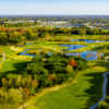 Aerial view from Chi Chi Rodriguez Golf Club.