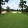 A view from tee at Black Diamond Ranch Golf & Country Club - Highlands Course
